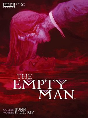 cover image of The Empty Man, Issue 6