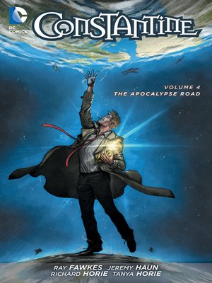 cover image of Constantine (2013), Volume 4