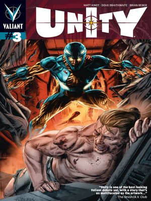 cover image of Unity (2013), Issue 3