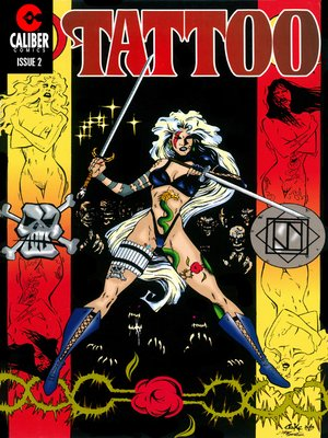 cover image of Deadworld: Tattoo, Issue 2