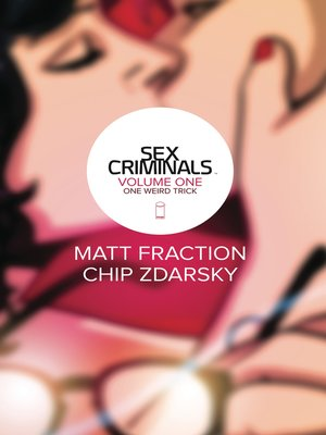 cover image of Sex Criminals, Volume 1