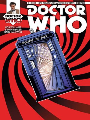 cover image of Doctor Who: The Eleventh Doctor, Year One (2014), Issue 6