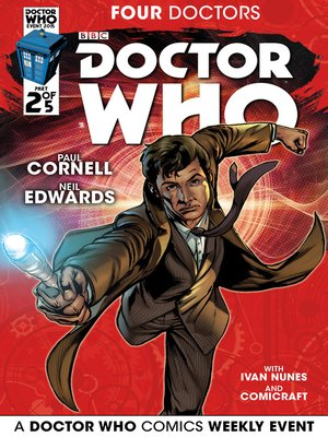 cover image of Doctor Who: Four Doctors (2015), Issue 2