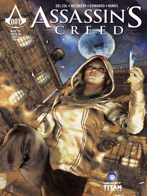 cover image of Assassin's Creed (2015), Issue 1