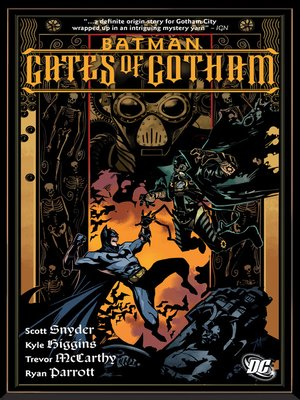 cover image of Batman: Gates of Gotham
