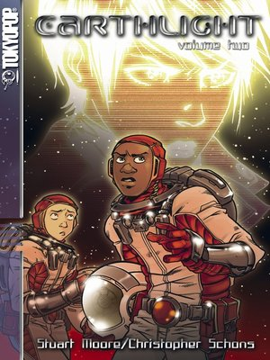 cover image of Earthlight, Volume 2
