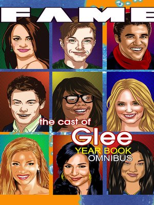 cover image of The Cast of Glee Yearbook Omnibus