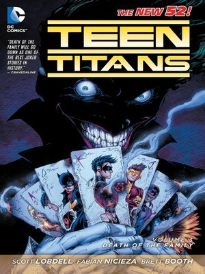 cover image of Teen Titans, Volume 3