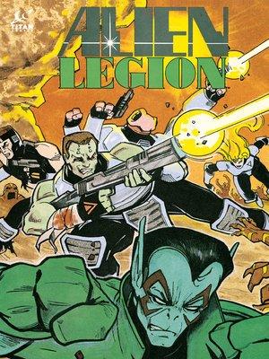 cover image of Alien Legion, Issue 24