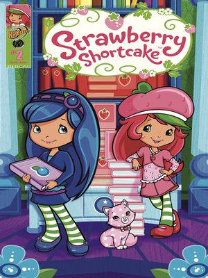 cover image of Strawberry Shortcake Berry Fun, Issue 2