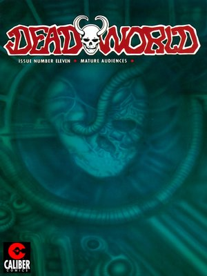 cover image of Deadworld, Volume 2, Issue 11