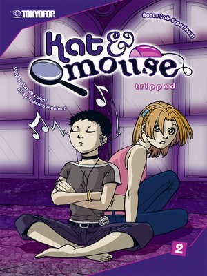 cover image of Kat & Mouse, Volume 2