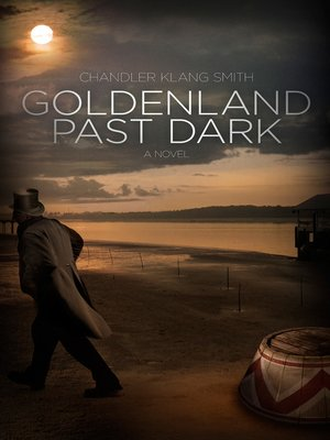 cover image of Goldenland Past Dark