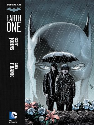 cover image of Batman: Earth One (2012), Volume 1