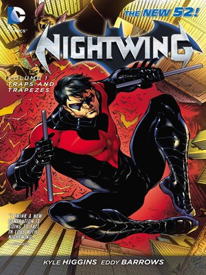 cover image of Nightwing, Volume 1