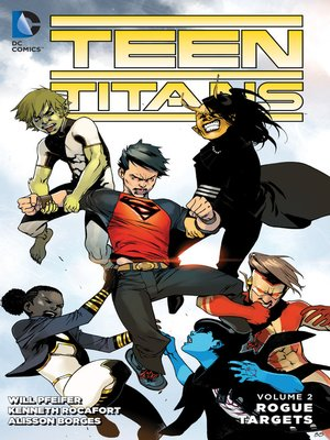 cover image of Teen Titans, Volume 2