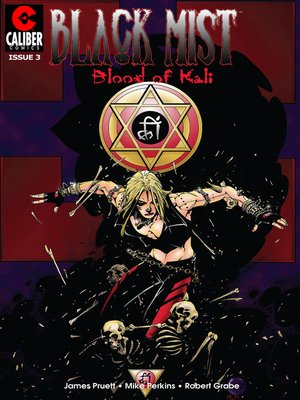 cover image of Black Mist: Blood of Kali, Issue 3