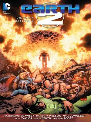 cover image of Earth 2 (2012), Volume 6