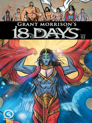 Grant Morrisons 18 Days Issue 17 By Sarwat Chadda Overdrive