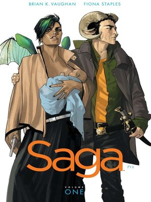 cover image of Saga, Volume 1