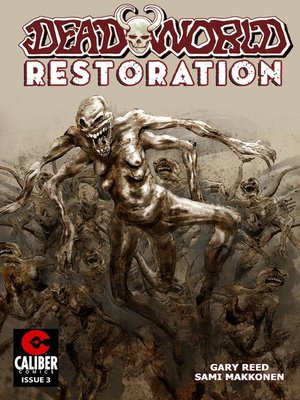 cover image of Deadworld: Restoration, Issue 3