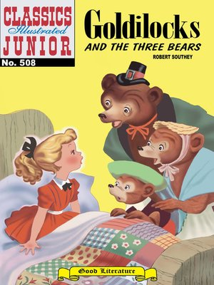 cover image of Goldilocks and the Three Bears