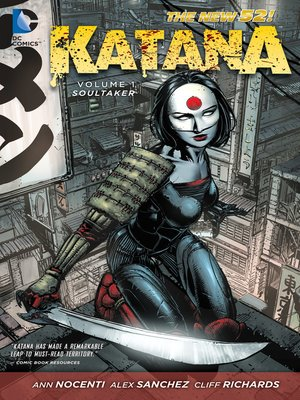 cover image of Katana (2013), Volume 1