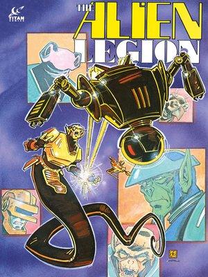 cover image of Alien Legion (1984), Issue 5