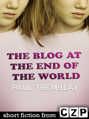 cover image of The Blog at the End of the World
