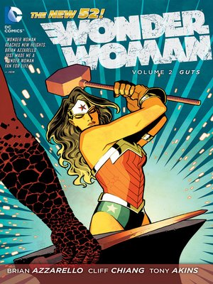 cover image of Wonder Woman, Volume 2