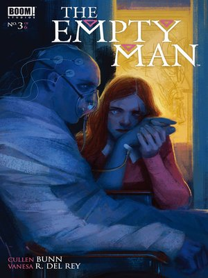 cover image of The Empty Man, Issue 3