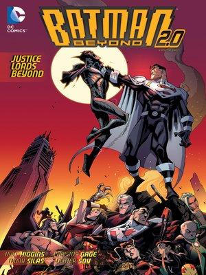 cover image of Batman Beyond Universe (2013), Volume 2