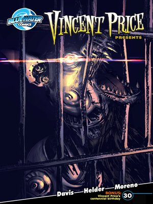 cover image of Vincent Price Presents, Issue 30