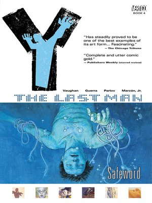 cover image of Y: The Last Man - Safeword