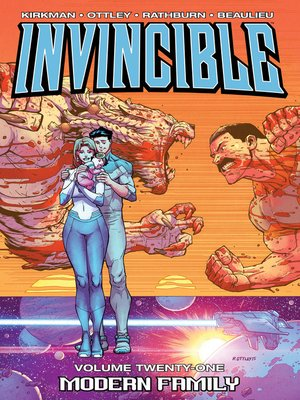cover image of Invincible (2003), Volume 21