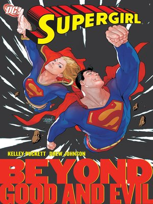 cover image of Supergirl (2005), Volume 4