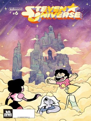 cover image of Steven Universe, Issue 6