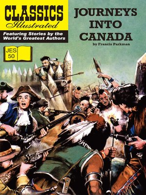 cover image of Journeys Into Canada