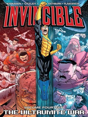 cover image of Invincible (2003), Volume 14
