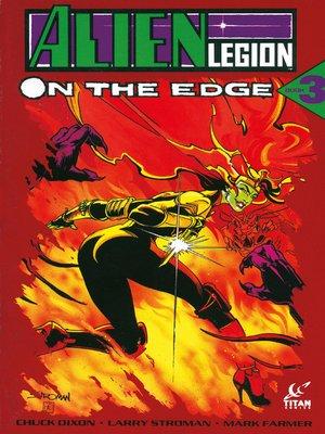 cover image of Alien Legion (1984), Issue 42