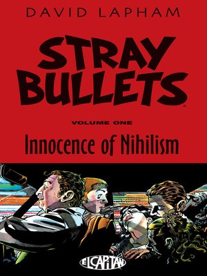 cover image of Stray Bullets, Volume 1