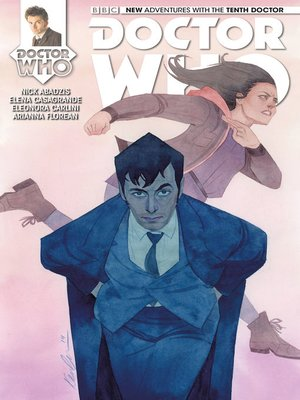 cover image of Doctor Who: The Tenth Doctor, Year One (2014), Issue 12