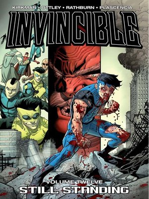 cover image of Invincible (2003), Volume 12