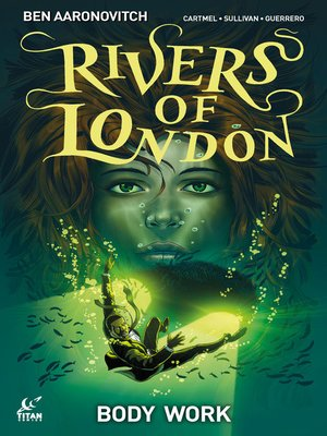 cover image of Rivers of London: Body Work (2015), Issue 5