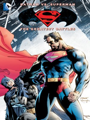 cover image of Batman vs. Superman: The Greatest Battles