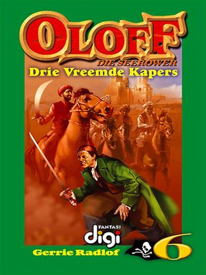 cover image of Drie Vreemde Kapers