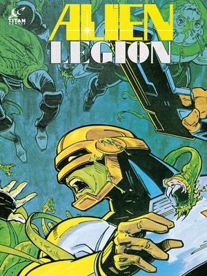 cover image of Alien Legion (1984), Issue 27