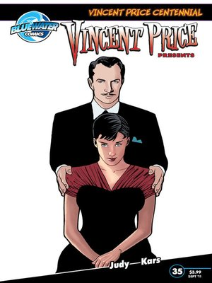 cover image of Vincent Price Presents, Issue 35
