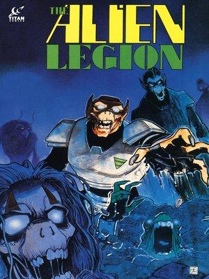 cover image of Alien Legion (1984), Issue 20
