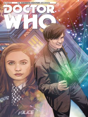 cover image of Doctor Who: The Eleventh Doctor Archives (2015), Issue 1